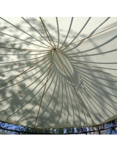 Baldachin Sonnensegel für Pavillons