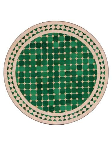 Marokkanische Mosaikplatte Mebo 60 cm