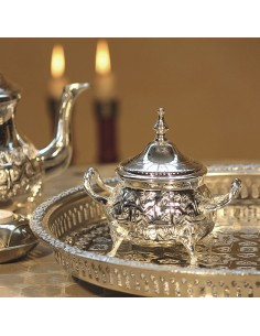Orientalische Zuckerdose Minox
