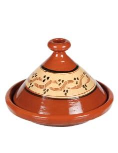 Koch-Tagine Spita 28cm Marokkanischer Kochtopf