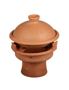Holzkohle - Stövchen Mejmar für Tajinen 24-28cm
