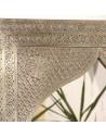 Marokkanischer Silberspiegel Sath 60x100cm