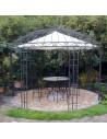 Metallpavillon Sale 360cm