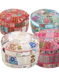 indische bodenkissen poufs albena shop albena shop. Black Bedroom Furniture Sets. Home Design Ideas