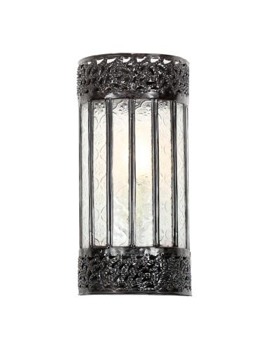 Marokkanische Wandlampe Dabi weiss
