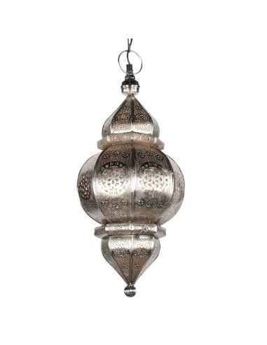 Orientlampe Kaja silber