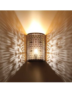 Orientalische Wandlampe Kavita