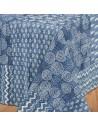 Tagesdecke GEETA blau 220x270cm