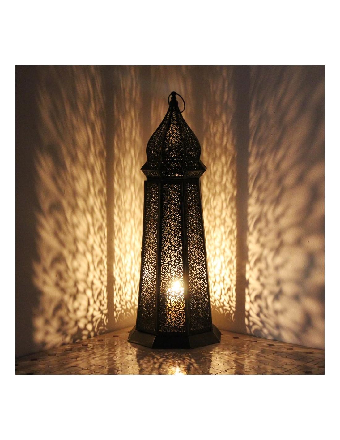 orientalische laterne aus metall im albena shop. Black Bedroom Furniture Sets. Home Design Ideas
