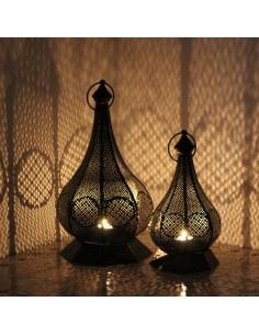 Orientalische Laterne Hudi 2er Set