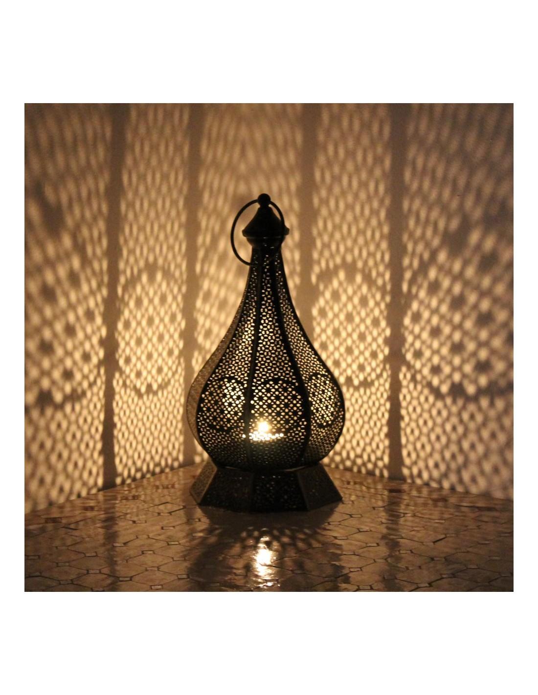 orientalische eisenlaterne 60cm albena marokko galerie. Black Bedroom Furniture Sets. Home Design Ideas