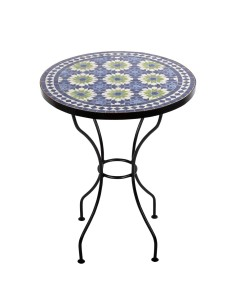 Marokkanischer Mosaiktisch Iras 60 cm