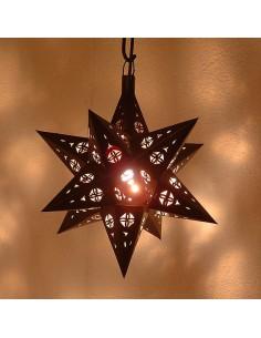 Orientalische Sternlampe Resmi 33cm