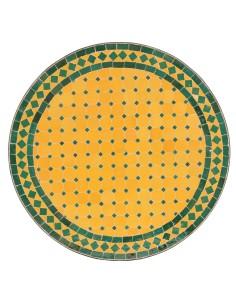 Marokkanischer Mosaiktisch Anuk 60 cm