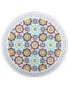 Marokkanische Mosaikplatte Lisu 80 cm