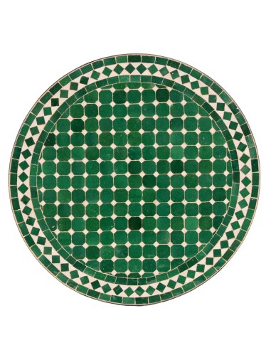 Marokkanische Mosaikplatte Hamra 60 cm