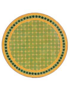 Marokkanischer Mosaiktisch Guno 60 cm