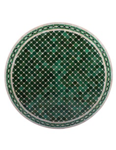 Marokkanischer Mosaiktisch Menak 100 cm