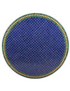 Marokkanischer Mosaiktisch Fareo 120 cm