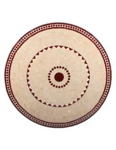 Marokkanischer Mosaiktisch Ronu 120 cm