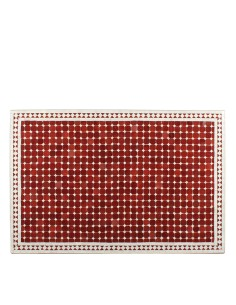 Marokkanischer Mosaiktisch Susat 80x120 cm