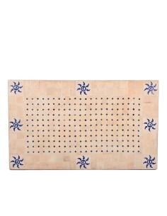Marokkanischer Mosaiktisch Azar 60x100 cm