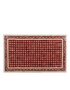 Marokkanischer Mosaiktisch Renak 60x100 cm