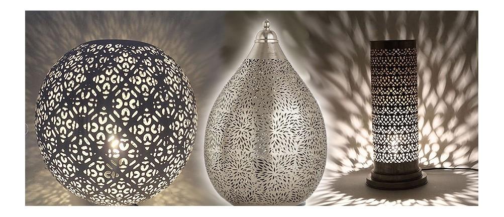 orientalische stehlampen und tischleuchten f r den On orientalische tischlampen