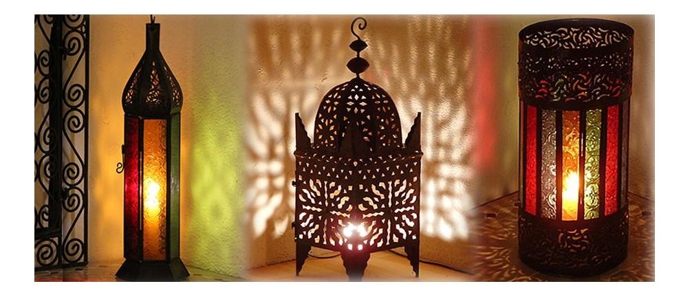 orientalische laternen aus marokko albena marokko. Black Bedroom Furniture Sets. Home Design Ideas