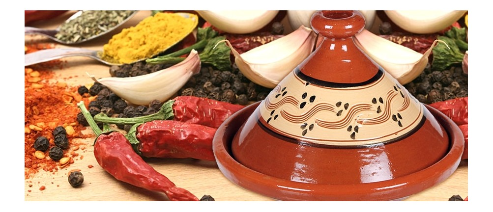 Marokkanisches Kochgeschirr