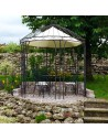 meditarraner Garten Pavillon Sale 260cm
