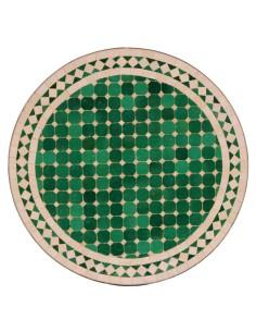 Marokkanischer Mosaiktisch Mebo 60 cm