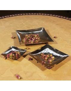 Orientalische Silberschalen Gafnah 3er-Set