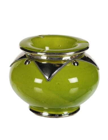 Orientalischer Sturm-Aschenbecher Zupin grün