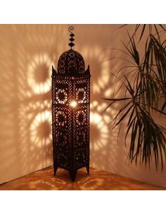 Marokkanische Eisenlaterne Ardi 145cm