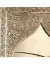 Marokkanischer Silberspiegel Casi 41x27cm