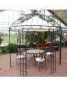 mediterraner Garten-Pavillon Sale 300cm