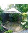 Rosengarten mit Pavillon Sale 300cm