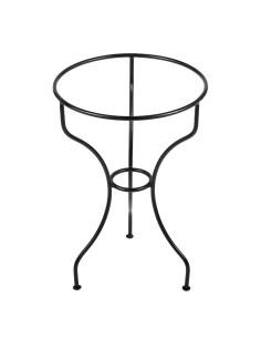 3-Fuß Tischgestell Schmiedeeisen ø 50cm