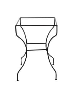 Tischgestell Schmiedeeisen 50x50cm