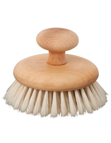 Massagebürste mit Knauf ø10cm
