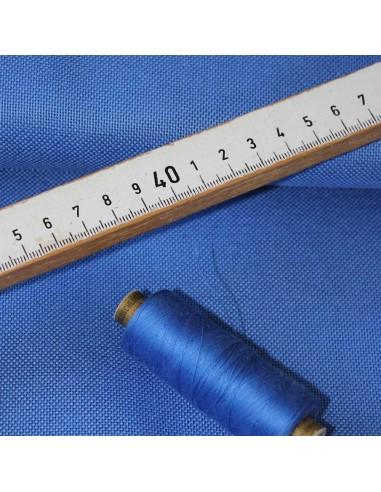 Stickstoff Zählstoff jeansblau 140cm breit
