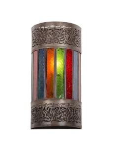 Marokkanische Wandlampe Dabi bunt