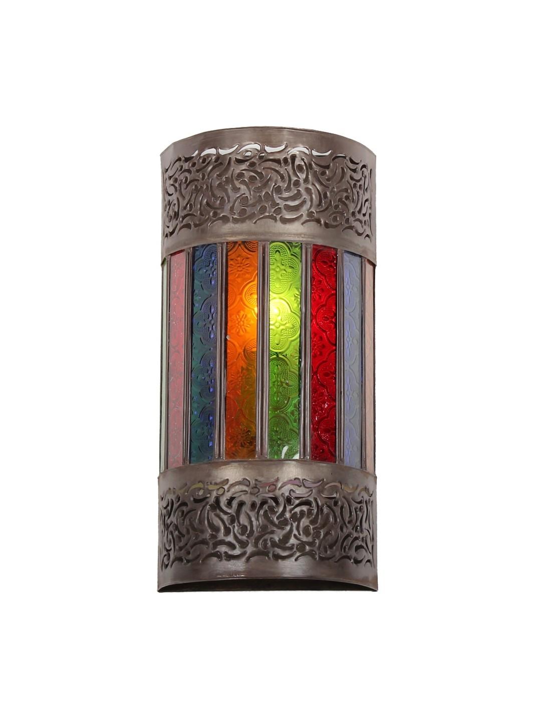 Orientalische wandlampe dabi bunt albena marokko galerie for Marokkanische wandlampe