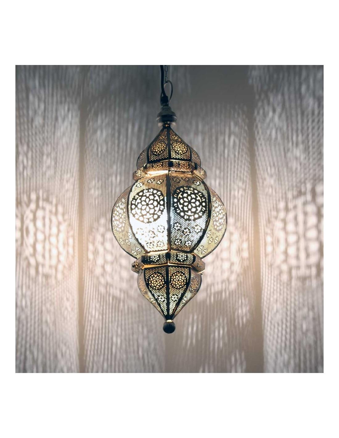 orientalische h ngelampe kaja 43cm in kugelform albena shop. Black Bedroom Furniture Sets. Home Design Ideas