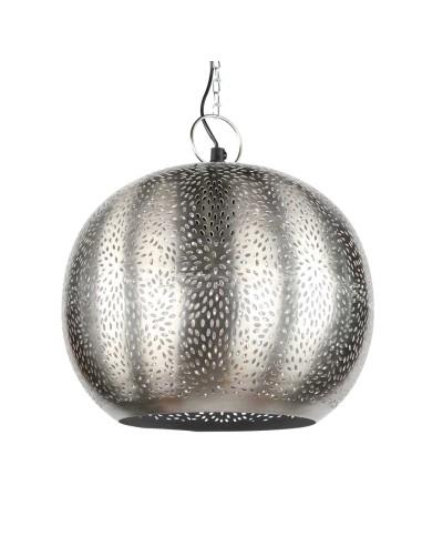 Orientlampe Jandra silber
