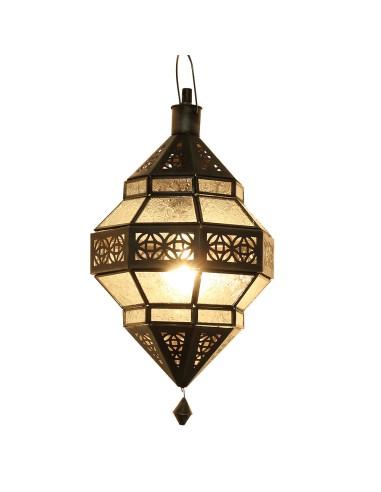 Orientalische Lampe Trob weiss