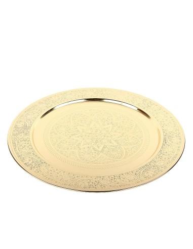 Orientalisches Tablett Elim 60cm 2.Wahl