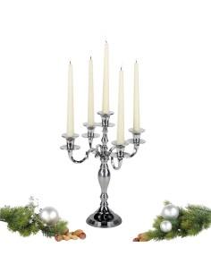 Kerzenleuchter 5-armig | 2 Größen