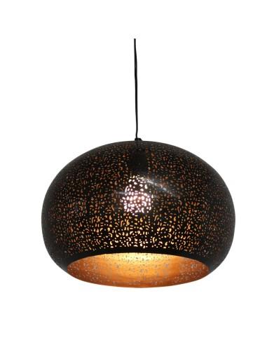 Orientalische Lampe Muja schwarz